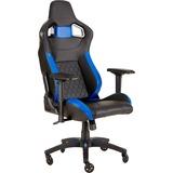 Corsair T1 Race Siège de jeu sur PC Black, Blue, Siège Gaming