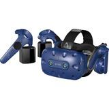 HTC VIVE Pro Eye Casque de visualisation dédié Black, Blue, Lunettes VR