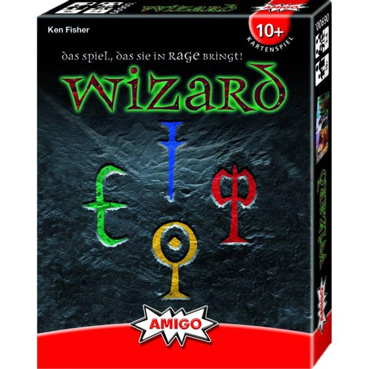 Wizard, Jeu de cartes