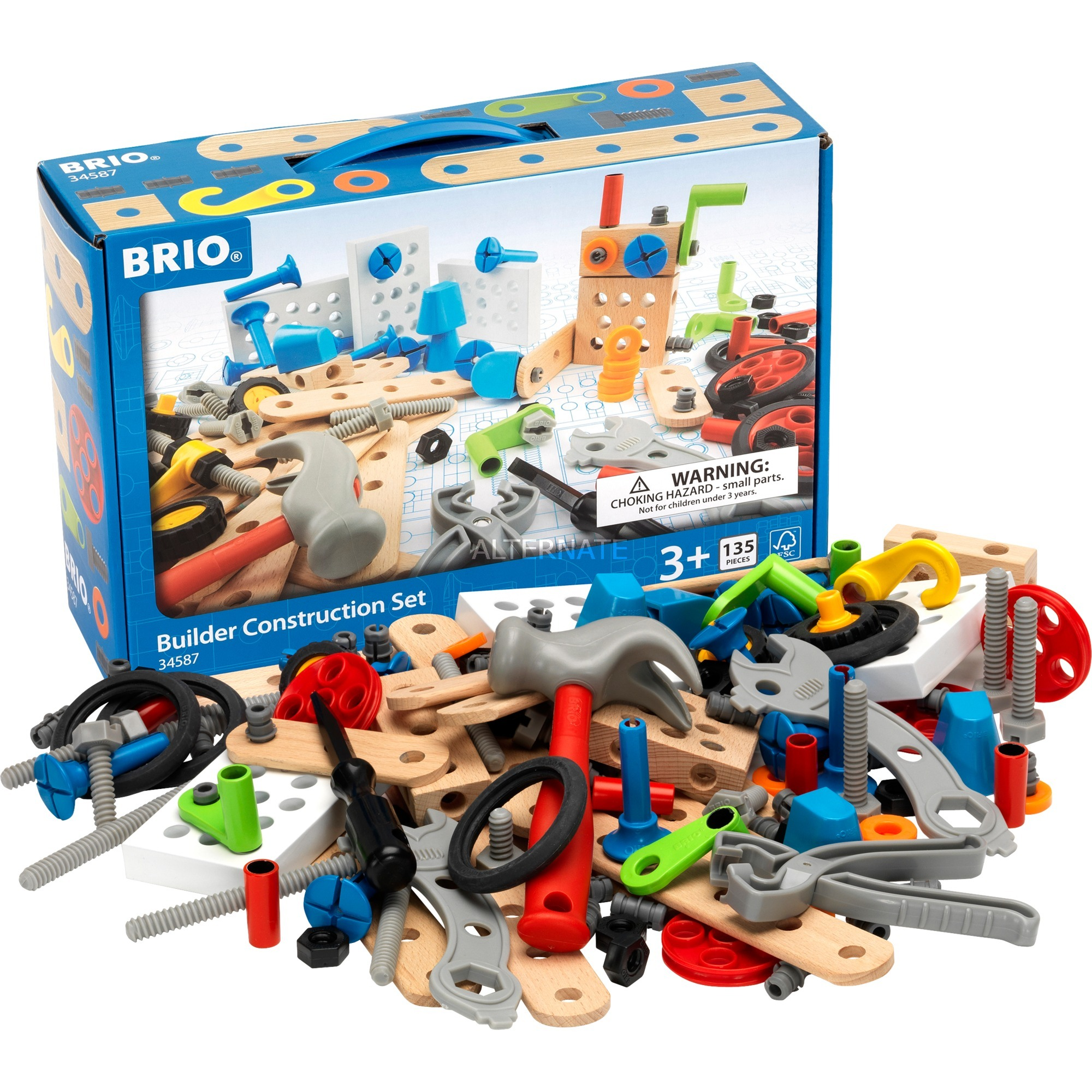 Coffret Evolution Builder, Jouets de construction