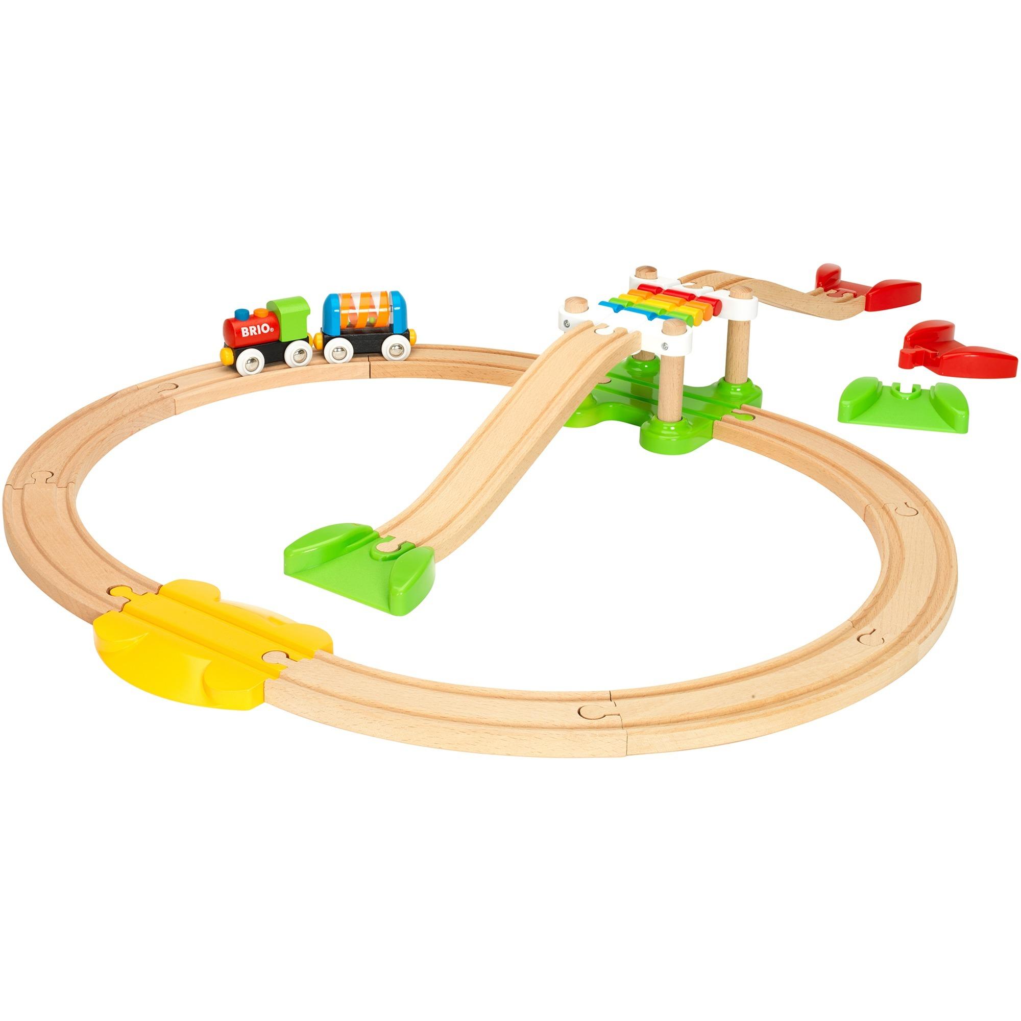 Jouet De 1er Age - Mon Premier Circuit De Découverte, Train