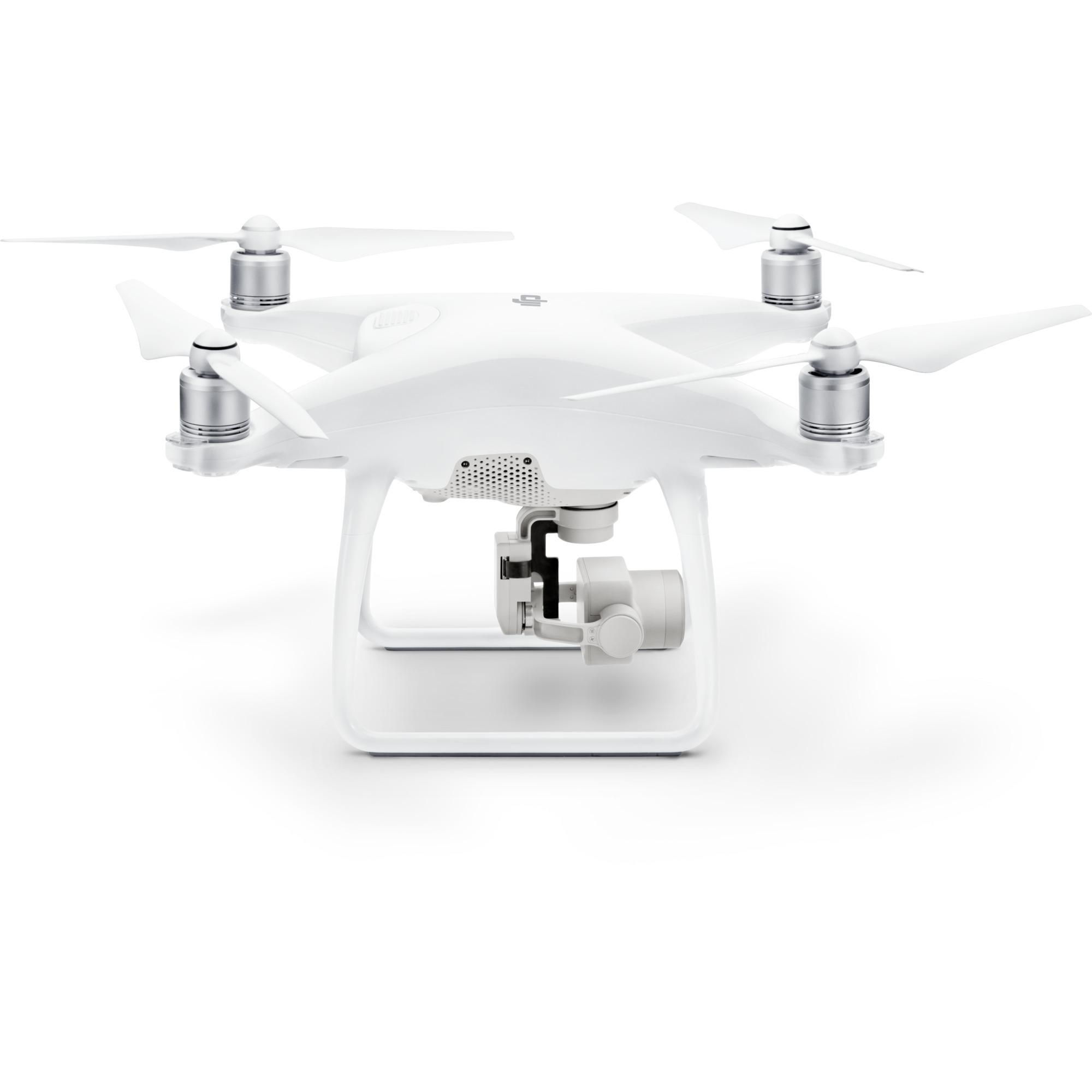Phantom 4 Advanced 4rotors 20MP 4096 x 2160pixels 5870mAh Blanc caméra drone