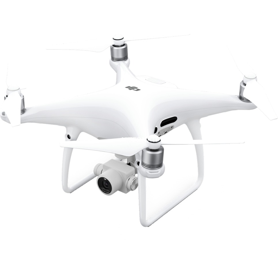 Phantom 4 Pro+ 4rotors Quadcoptère 20MP 4096 x 2160pixels 5870mAh Blanc caméra drone