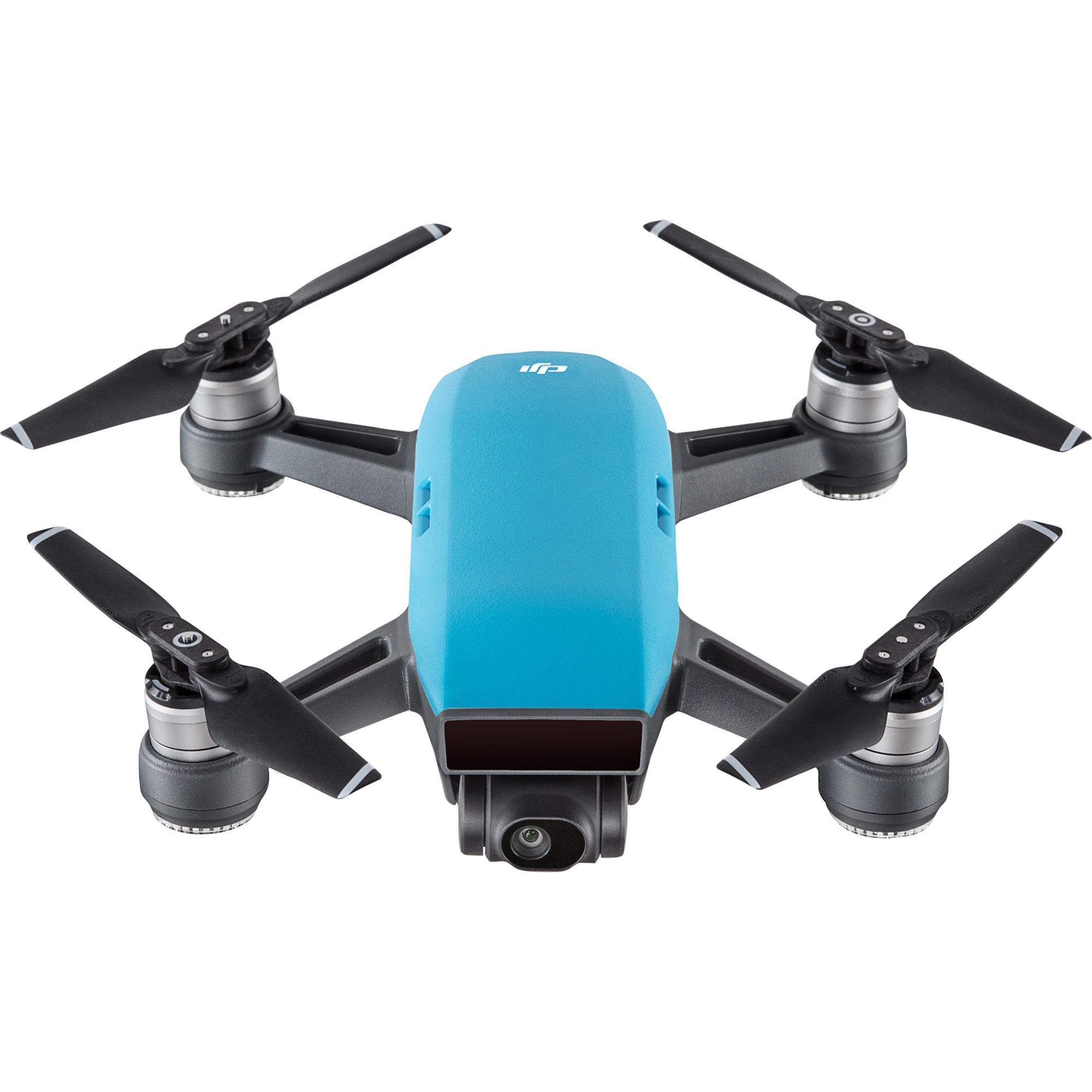 Spark Fly More Combo 4rotors 12MP 1920 x 1080pixels 1480mAh caméra drone