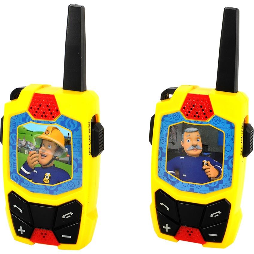 Talkie-walkie Sam le pompier, Talkie walkie