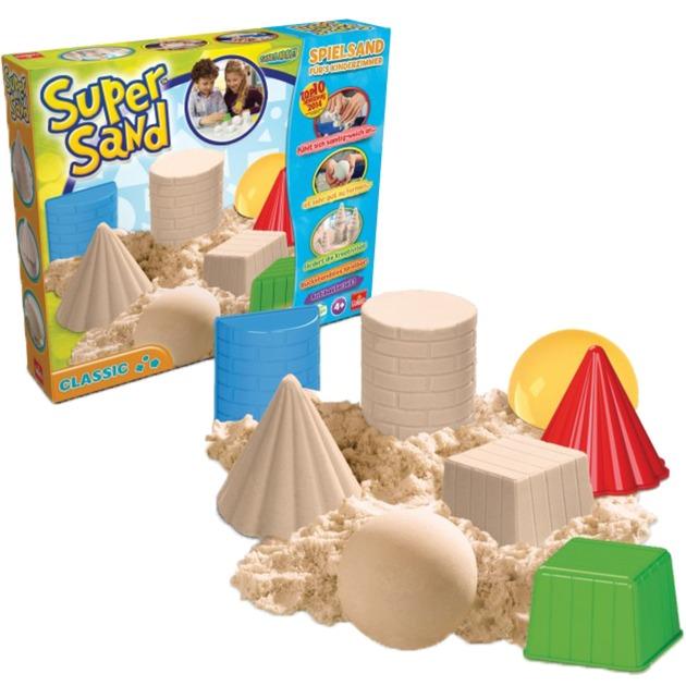 Super Sand Classic, Jeu de sable
