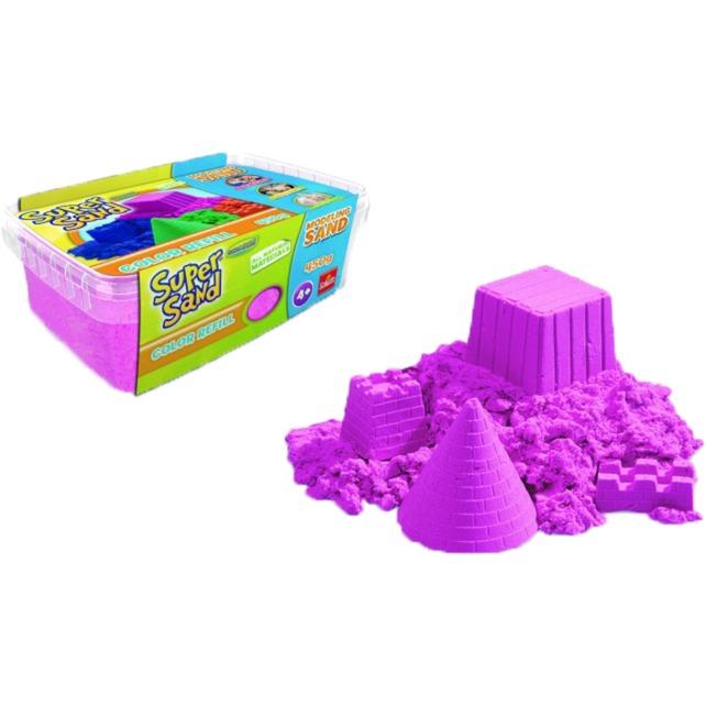 Super Sand Color - Rose, Jeu de sable