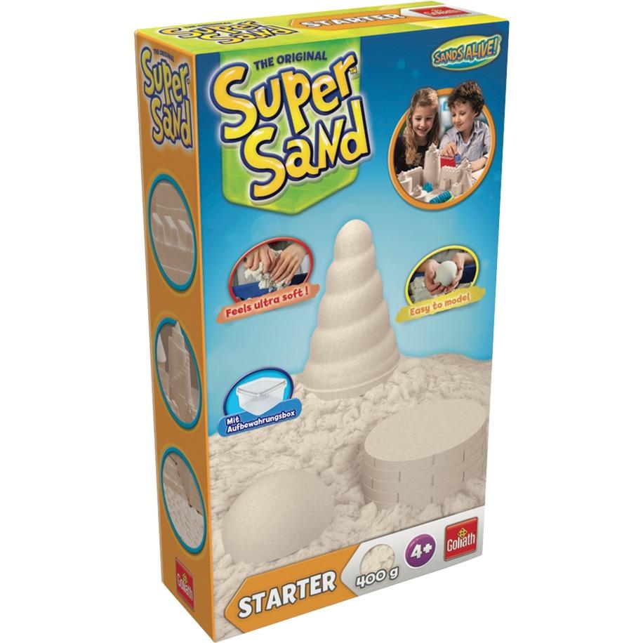 Super Sand Starter, Jeu de sable