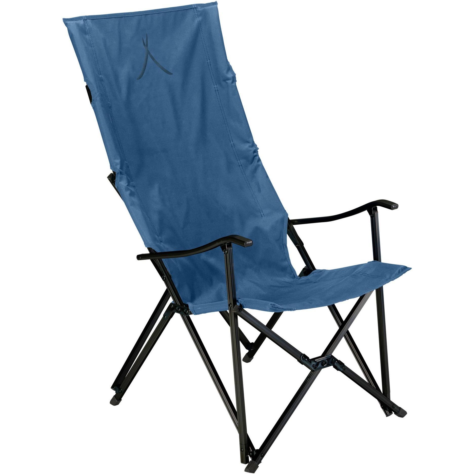 El Tovar Highback, Chaise (bleu)