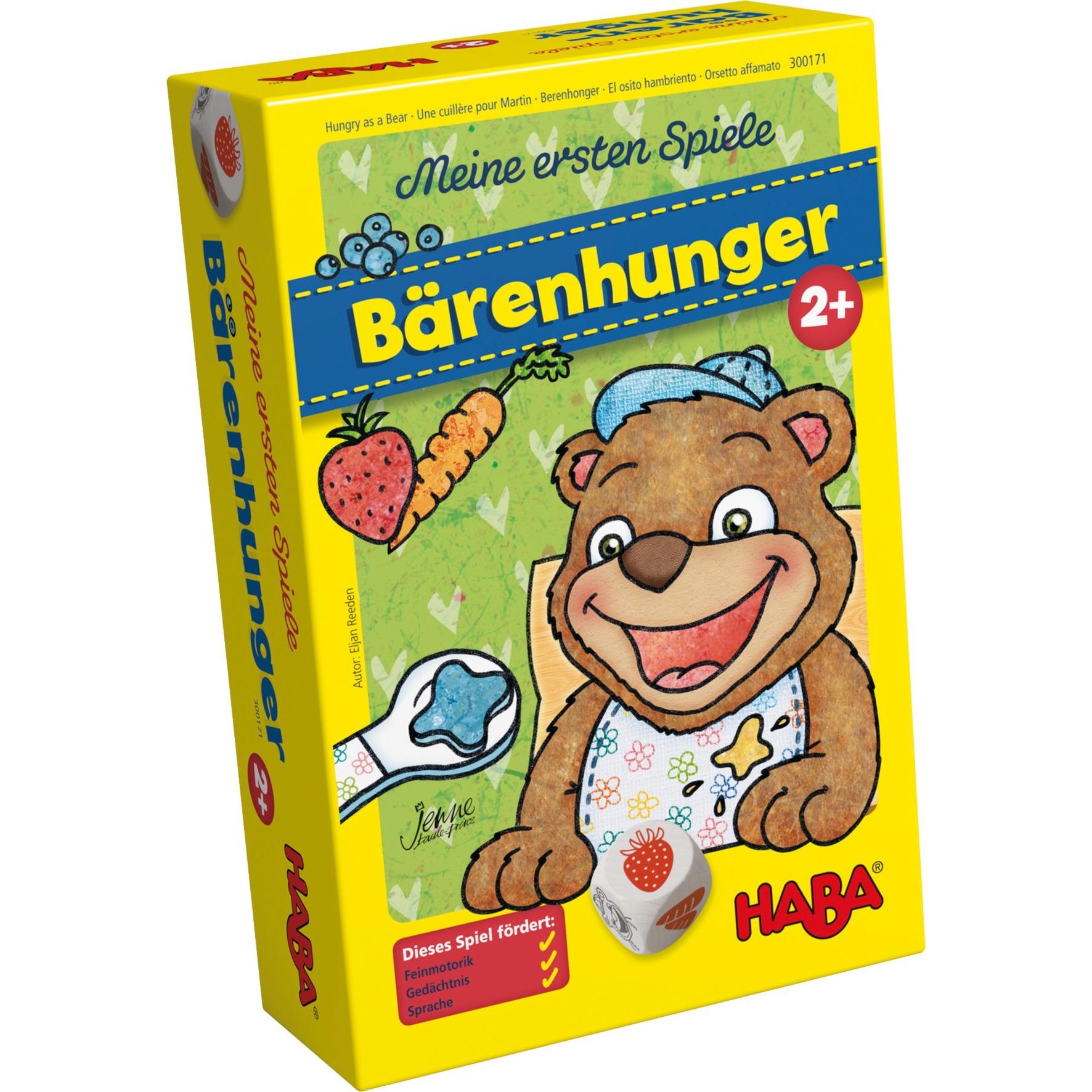 Bärenhunger, Jeu de dés