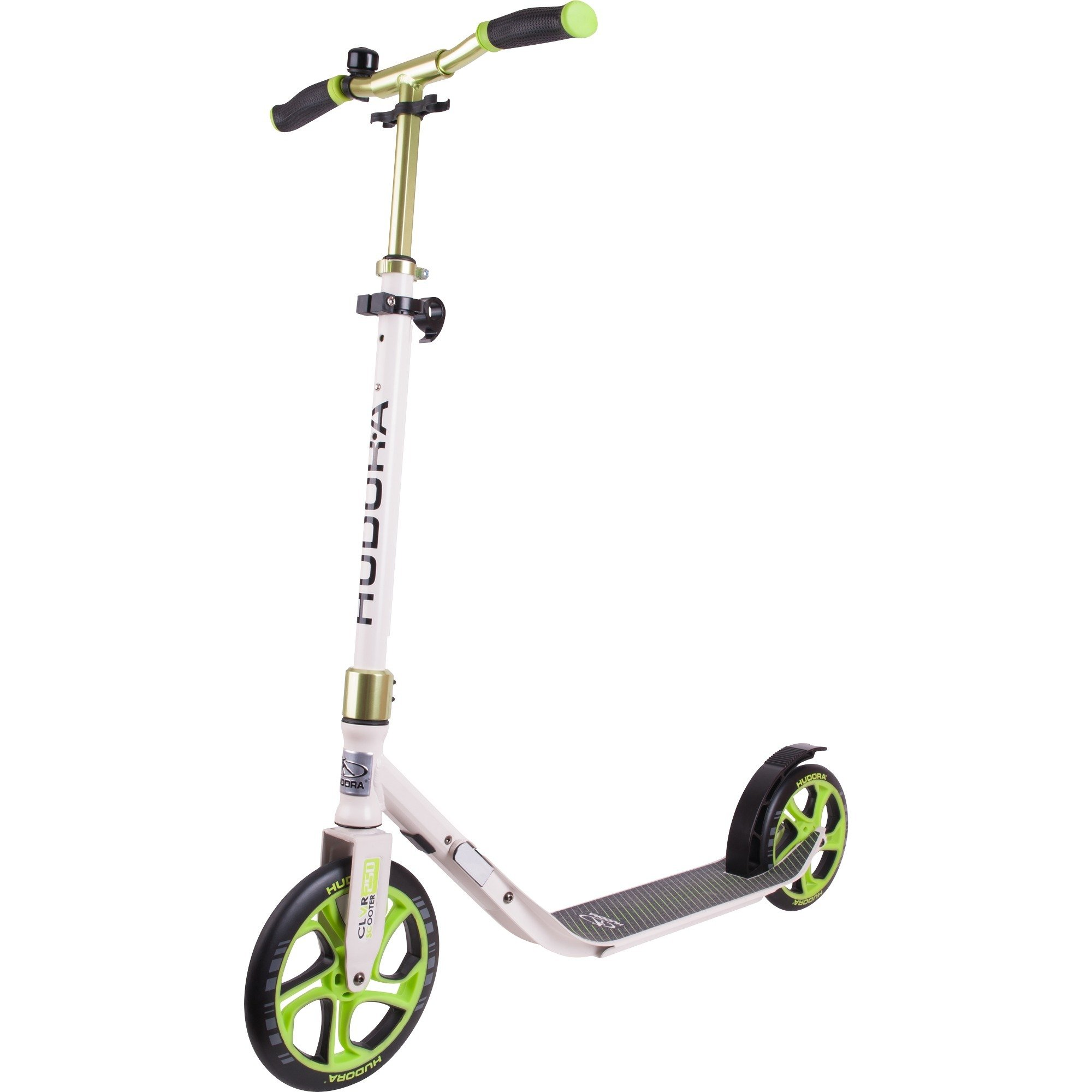 14830 Adultes Vert, Blanc scooter, Trottinette