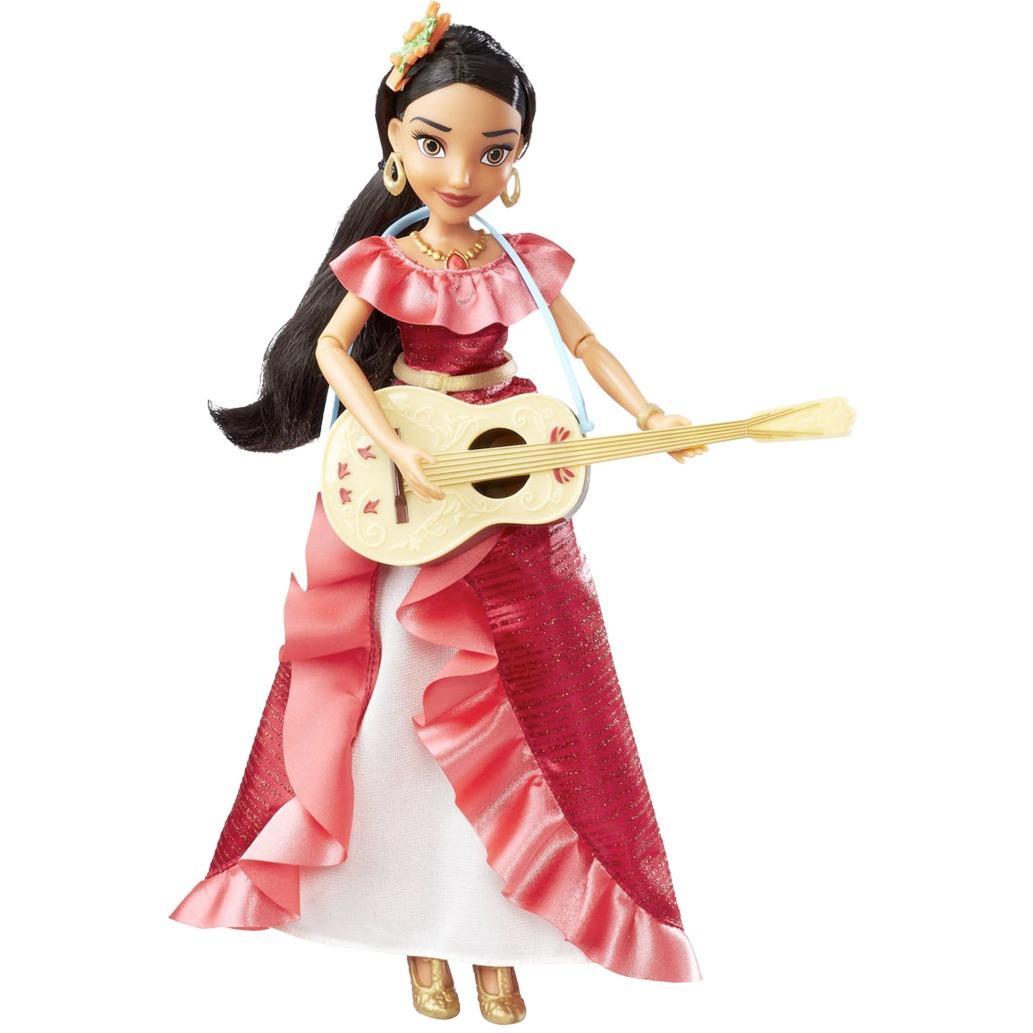Disney Elena Of Avalor My Time Singing Doll poupée