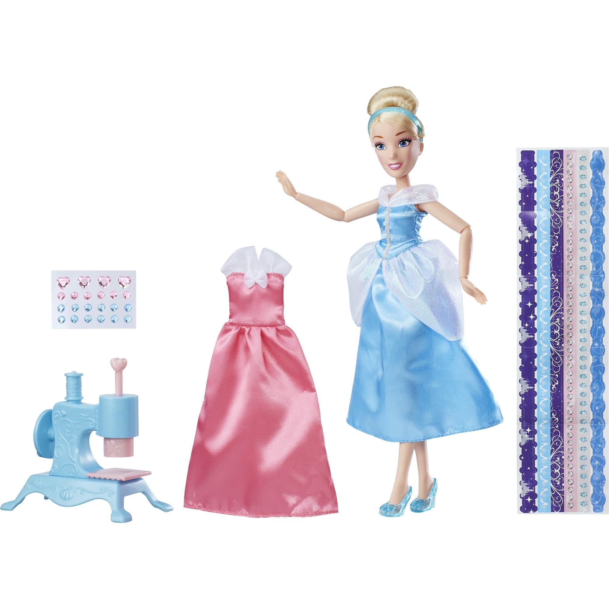 Disney Princesses - Cendrillon Relooking, Poupée