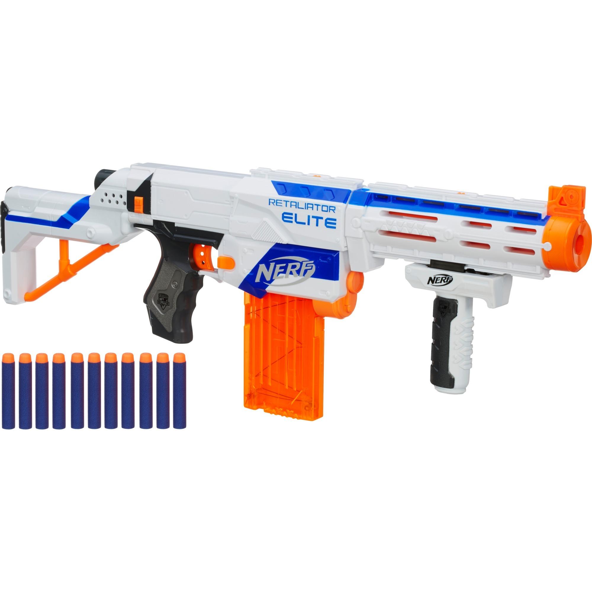 Nerf - Elite - Retaliator Xd - Jeu de Plein Air de Nerf, NERF Gun