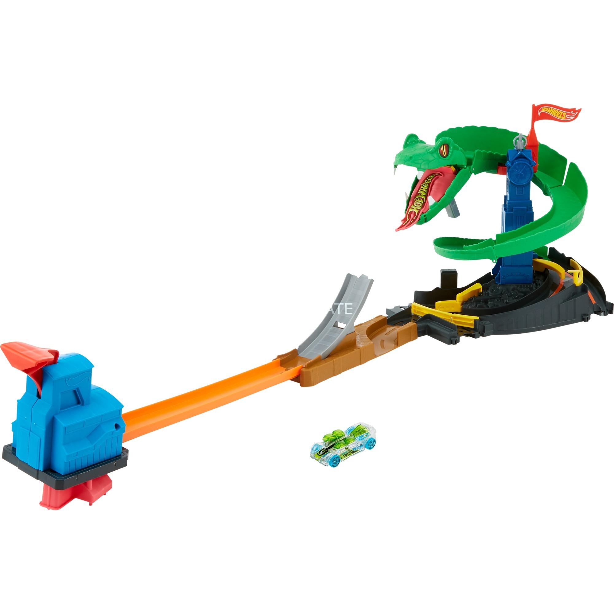 FNB20 piste de jouet électrique, Circuit