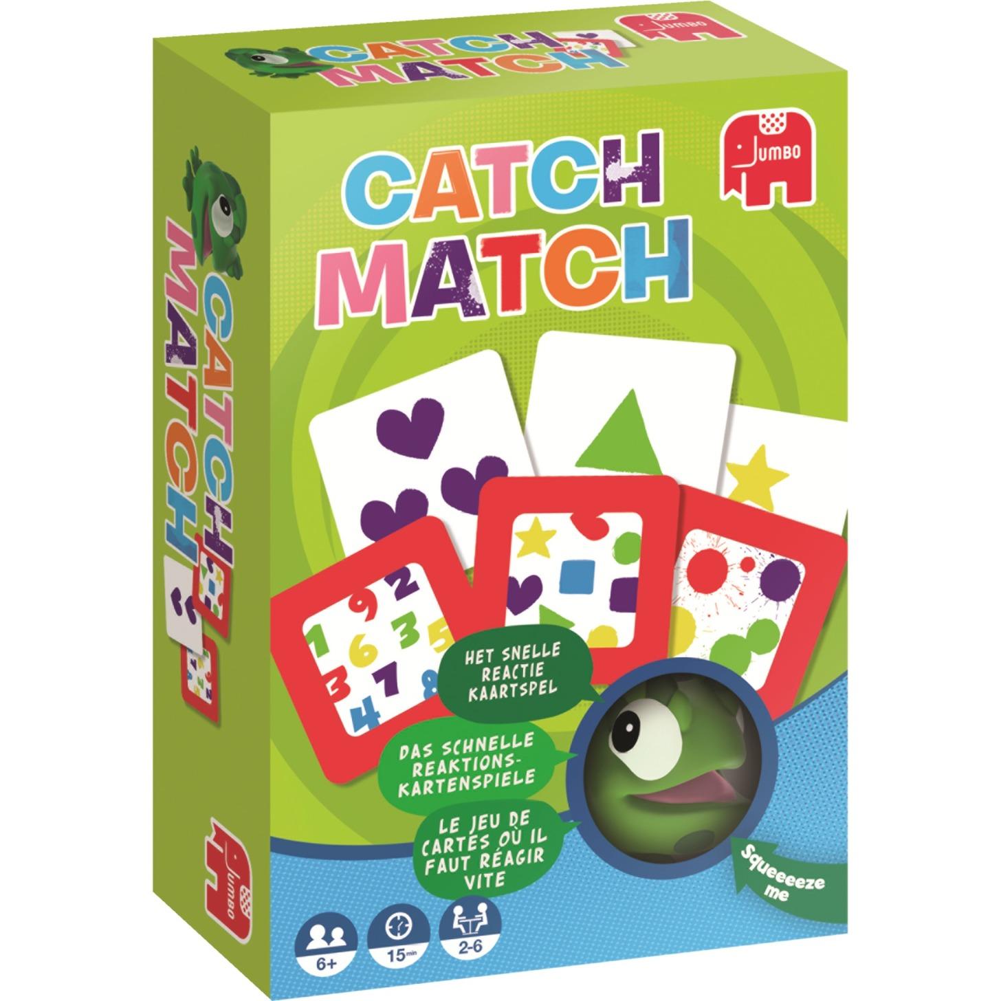 Catch Match, Jeu de cartes