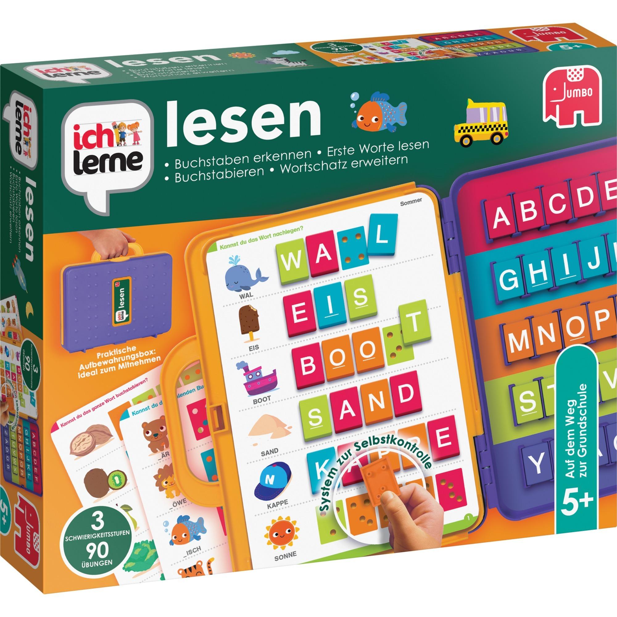 Lesen jouets d'apprentissage, Tableaux