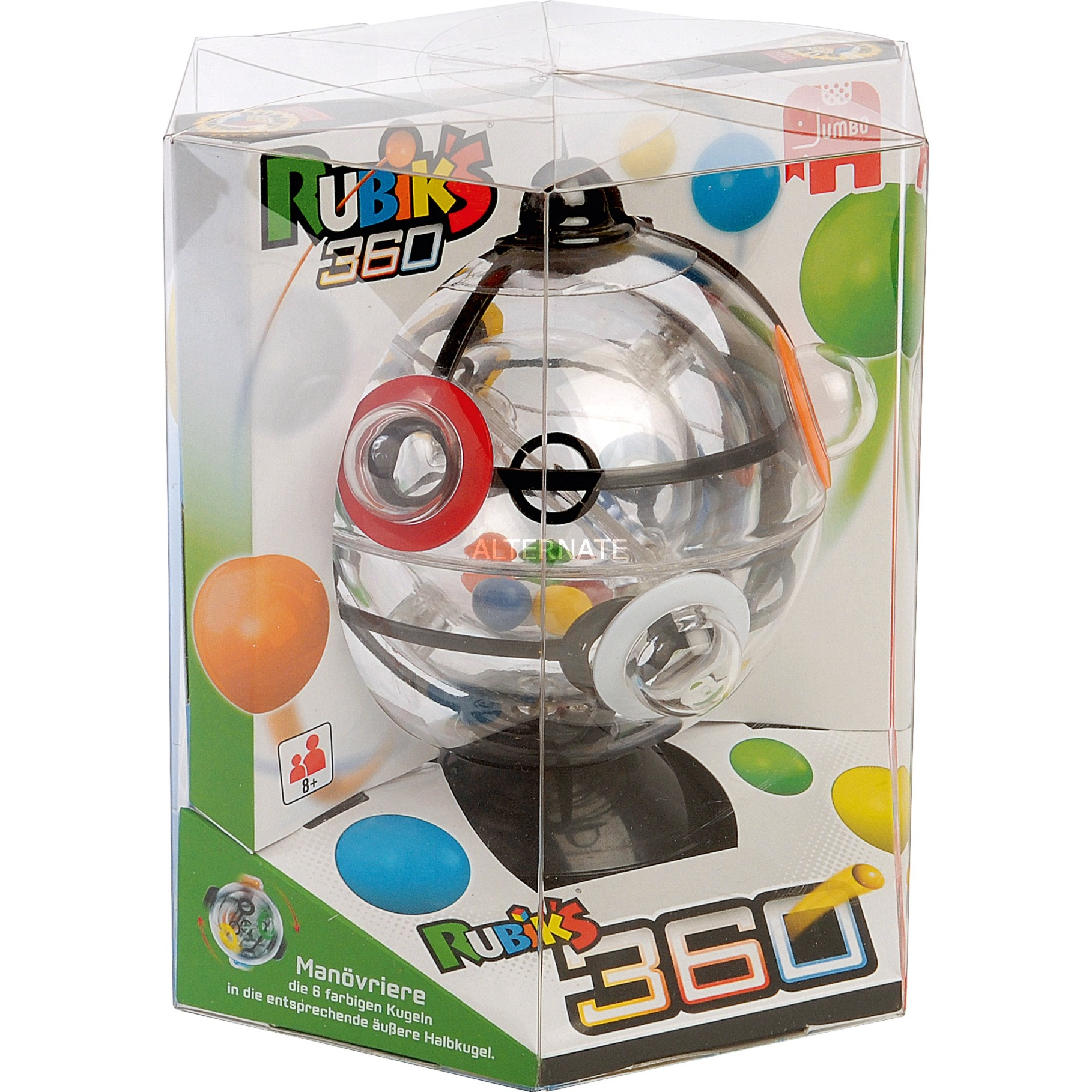 Rubik's 360, Jeu d'adresse