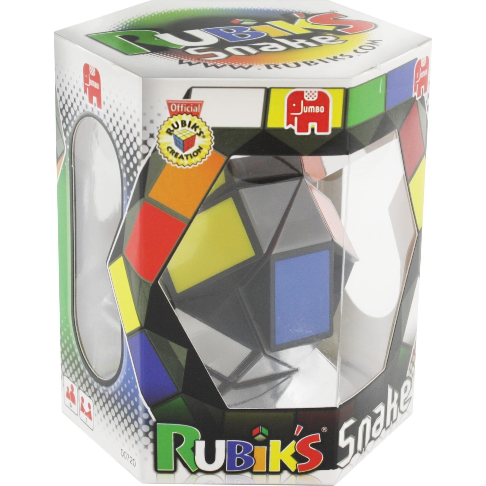 Rubik`s Snake, Jeu d'adresse