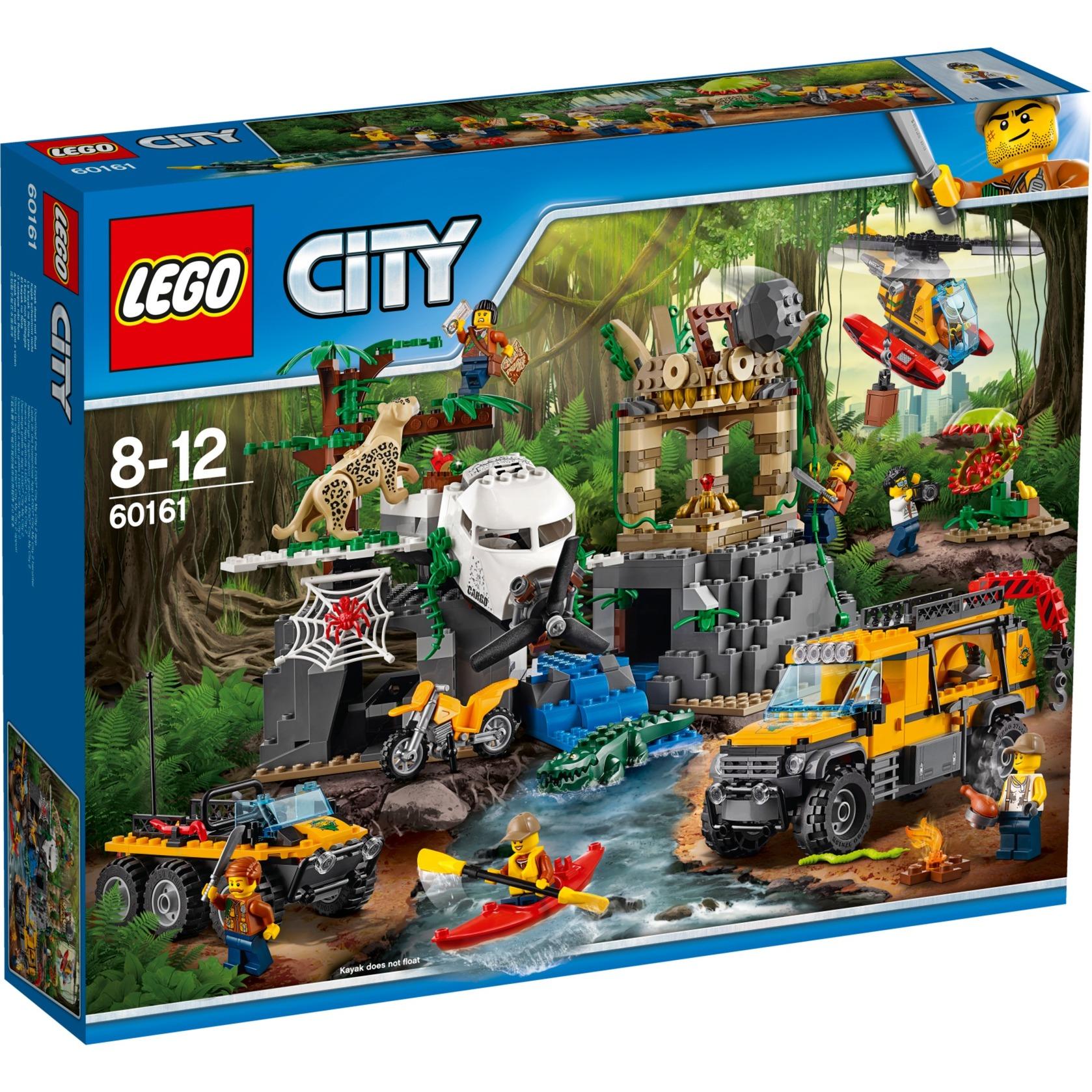 De La Construction60161 Site D'exploration JungleJouets City Le wiPkZlOuTX