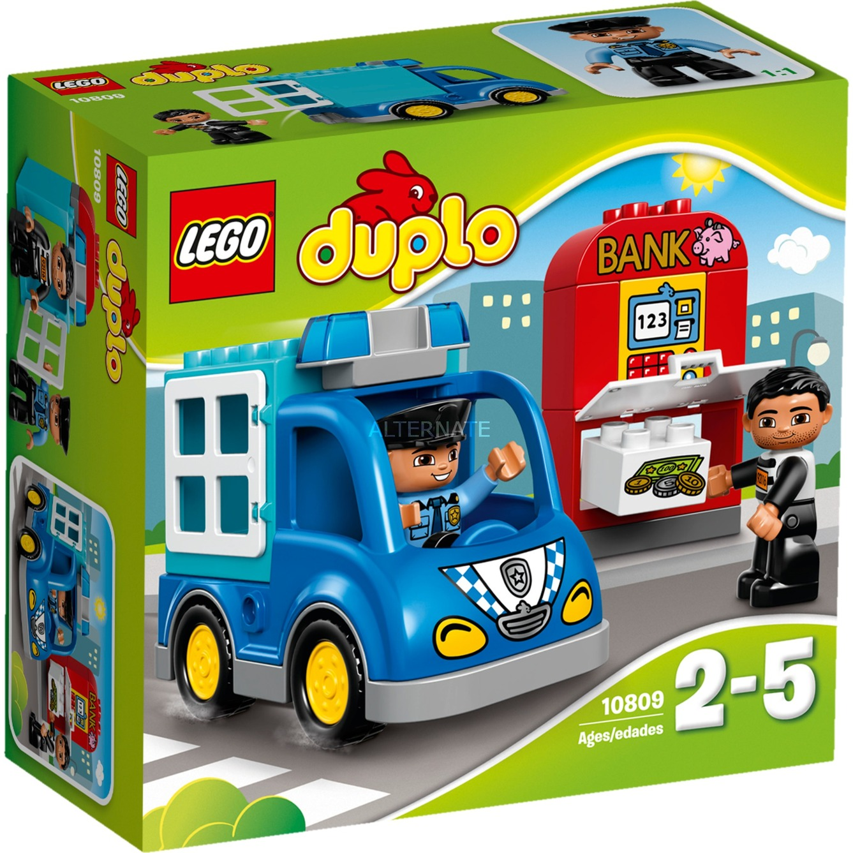 DUPLO Ville - La Patrouille De Police, Jouets de construction