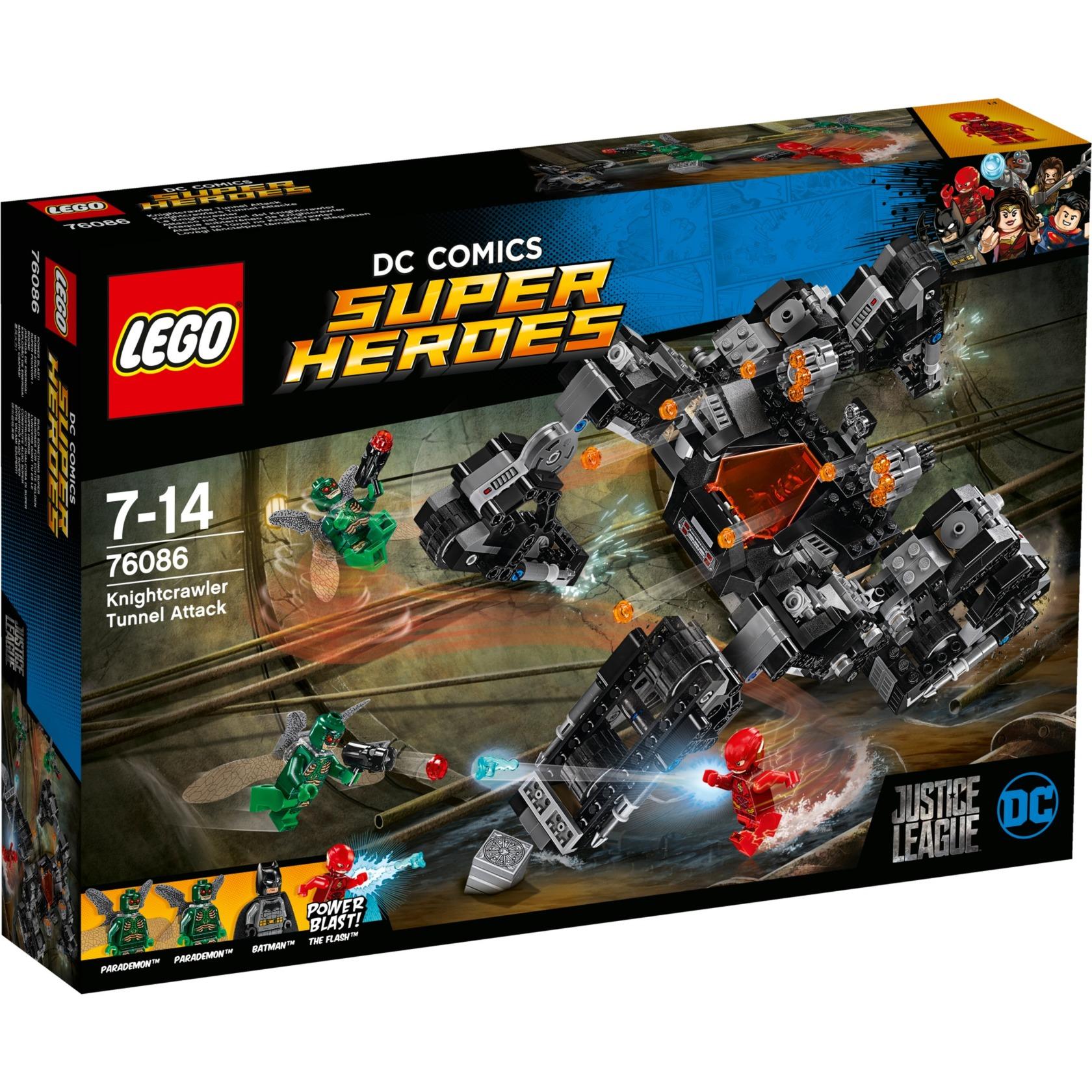 LEGO DC Comics Super Heroes - Le Knightcrawler, Jouets de construction