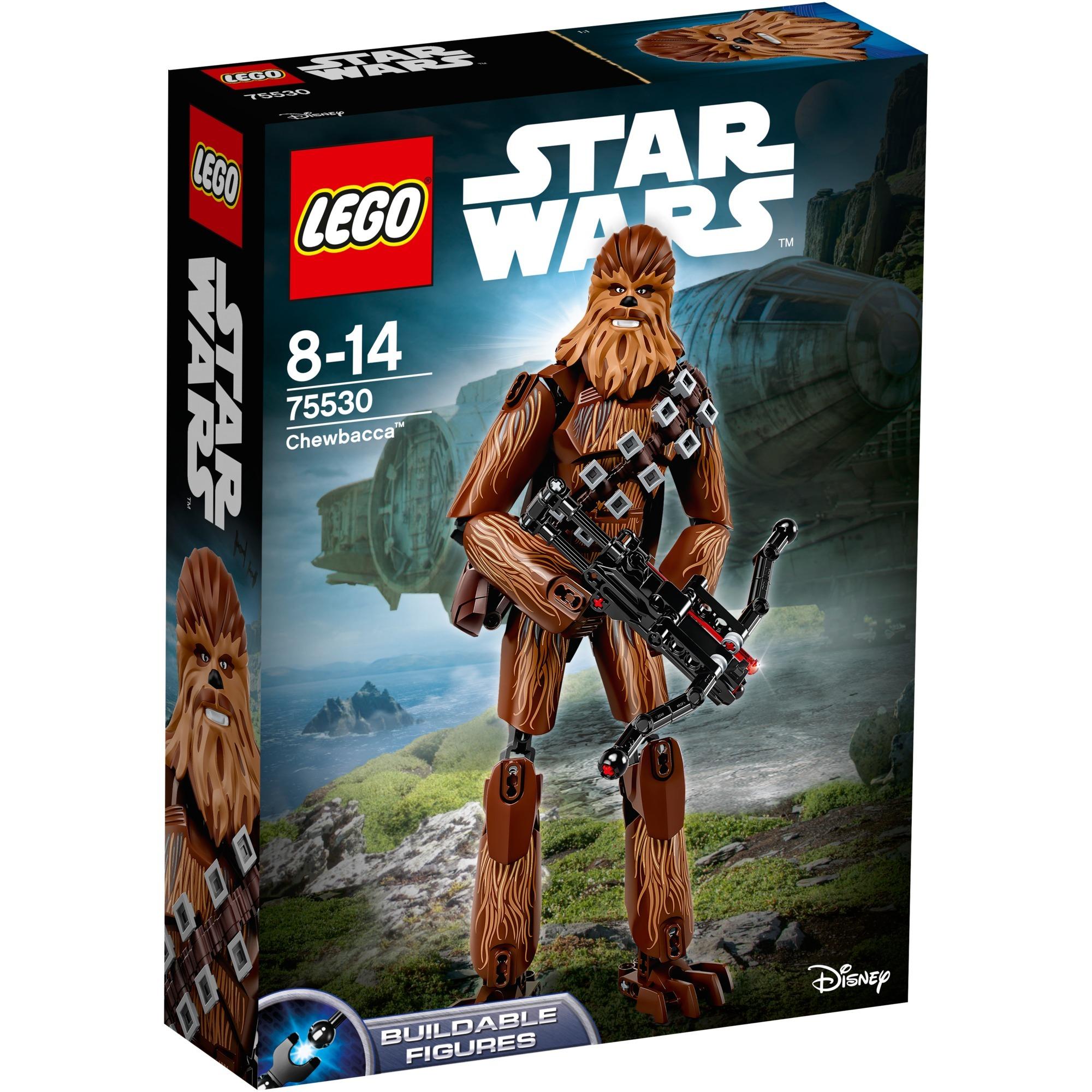 Star Wars - Chewbacca, Jouets de construction