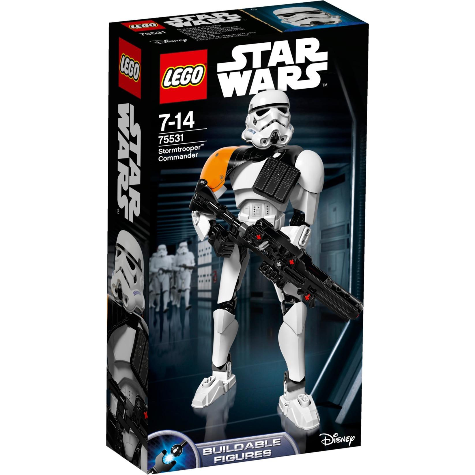 Star Wars - Commandant Stormtrooper, Jouets de construction