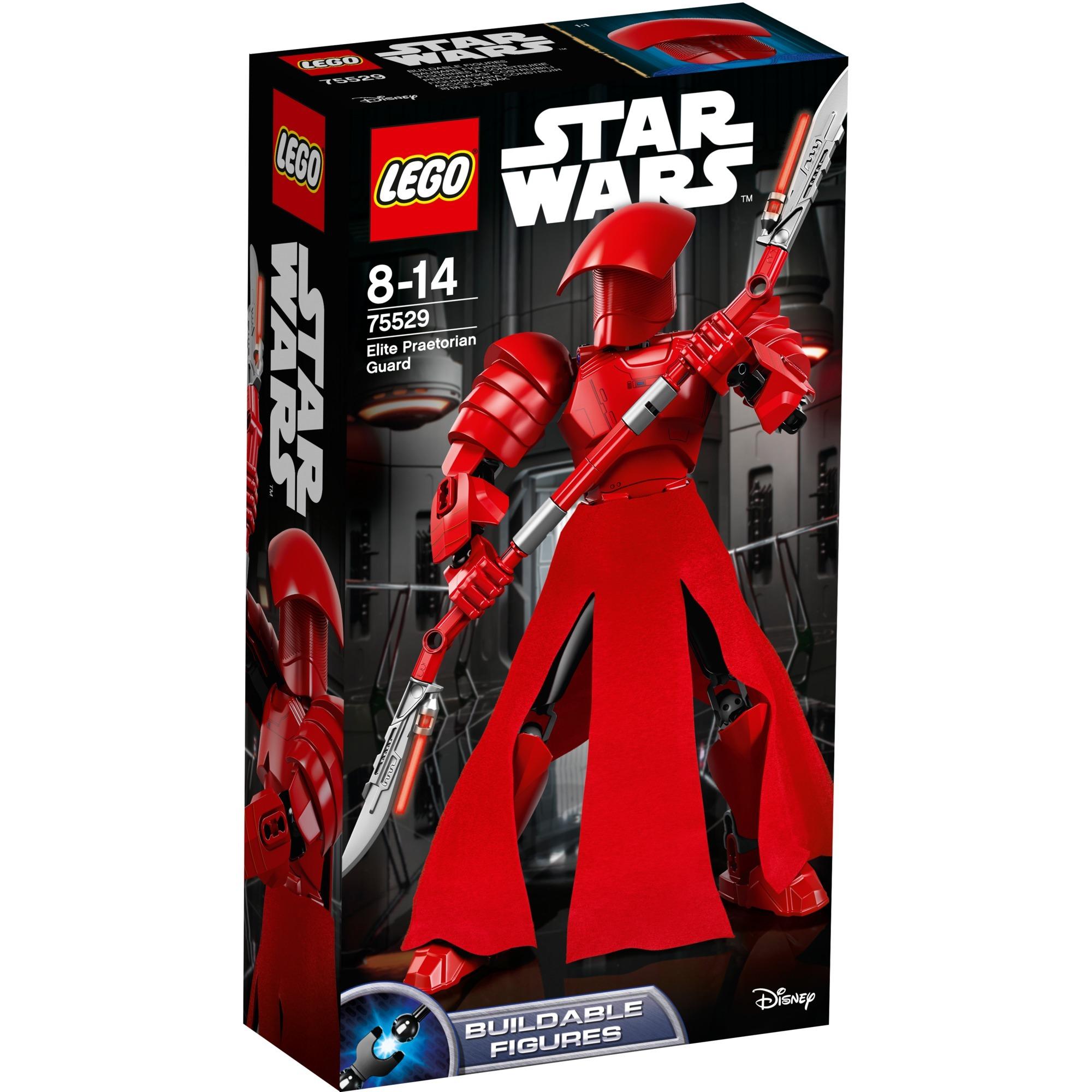 Star Wars - Elite Praetorian Guard, Jouets de construction