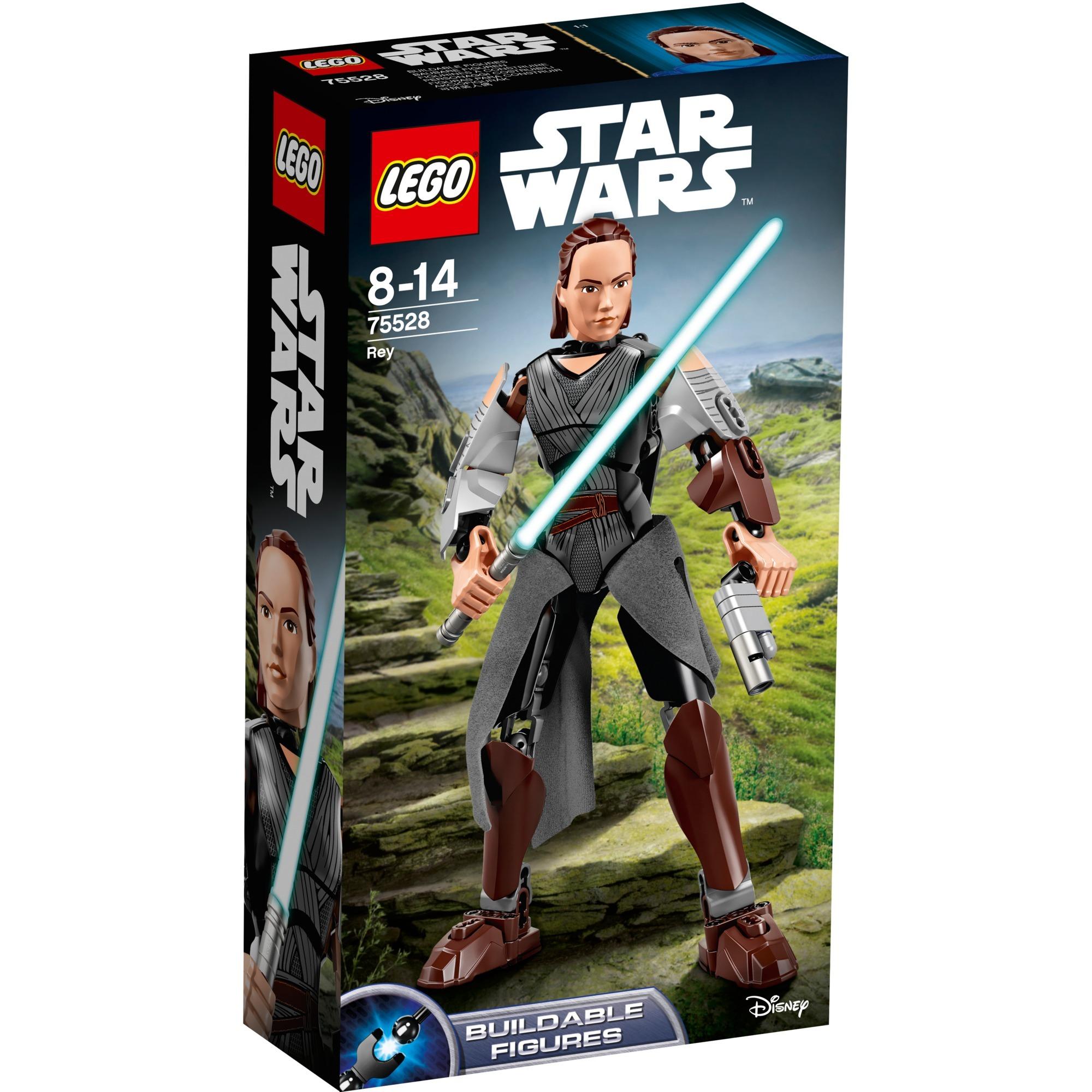 Star Wars - Rey, Jouets de construction