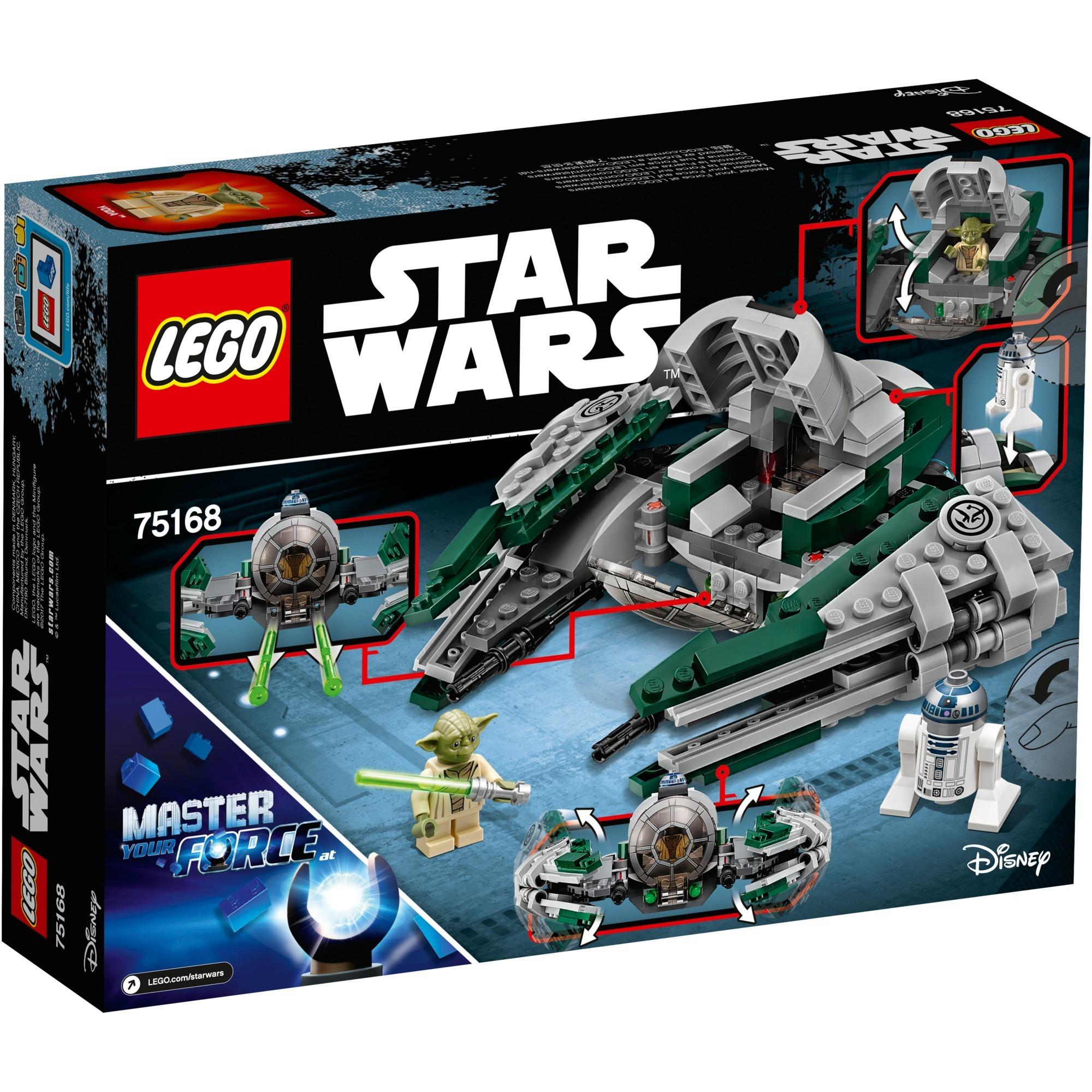 Star Wars - Yoda's Jedi Starfighter, Jouets de construction