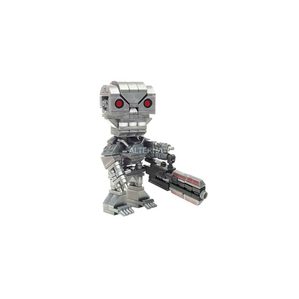 Kubros: Terminator T-800, Jouets de construction