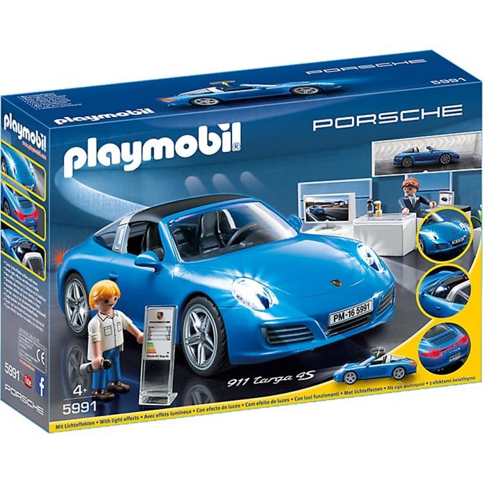 Porsche 911 Targa 4S, Jouets de construction