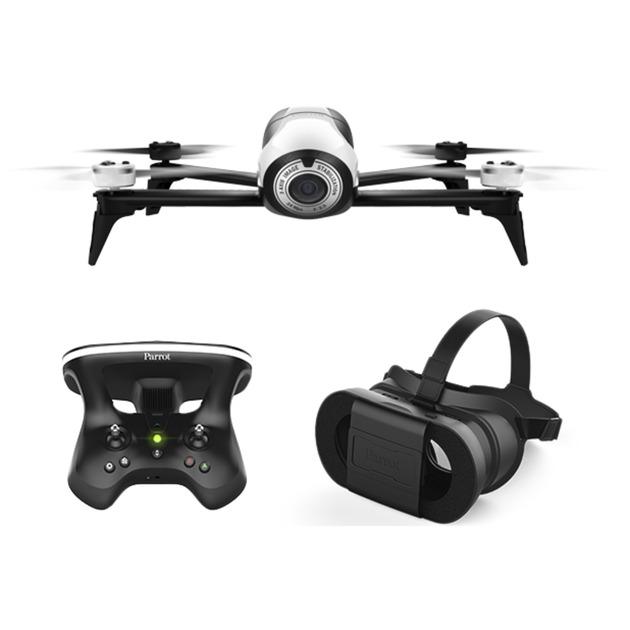 Bebop2 + Skycontroller2 + FPV, Drone