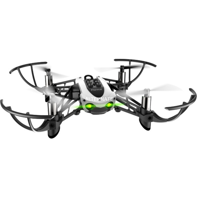 Mambo Fly 4rotors Quadcoptère 550mAh Noir, Blanc caméra drone