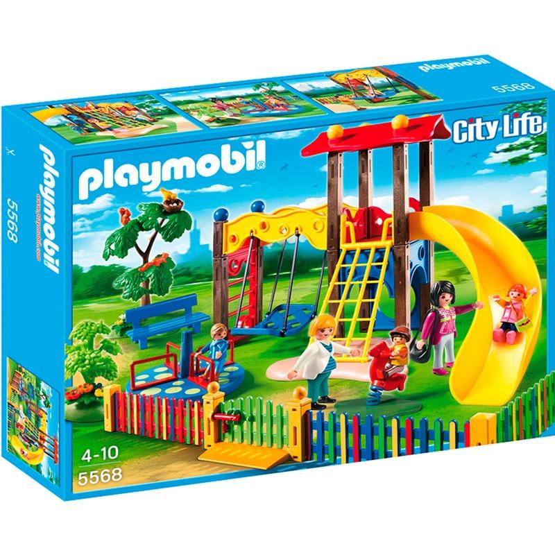 City Life - Square pour enfants avec jeux