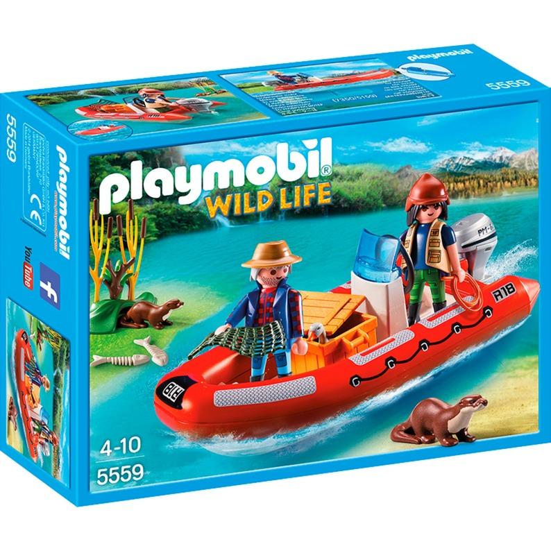 Wild Life - Braconniers avec bateau