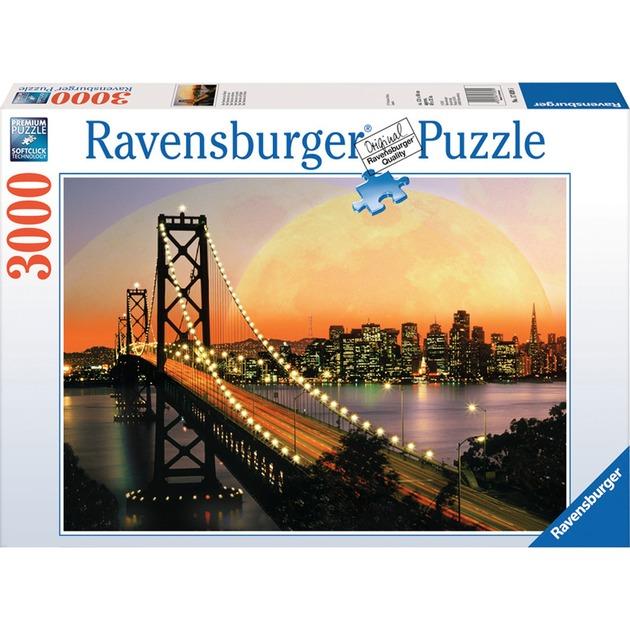 Puzzle : San Francisco la nuit