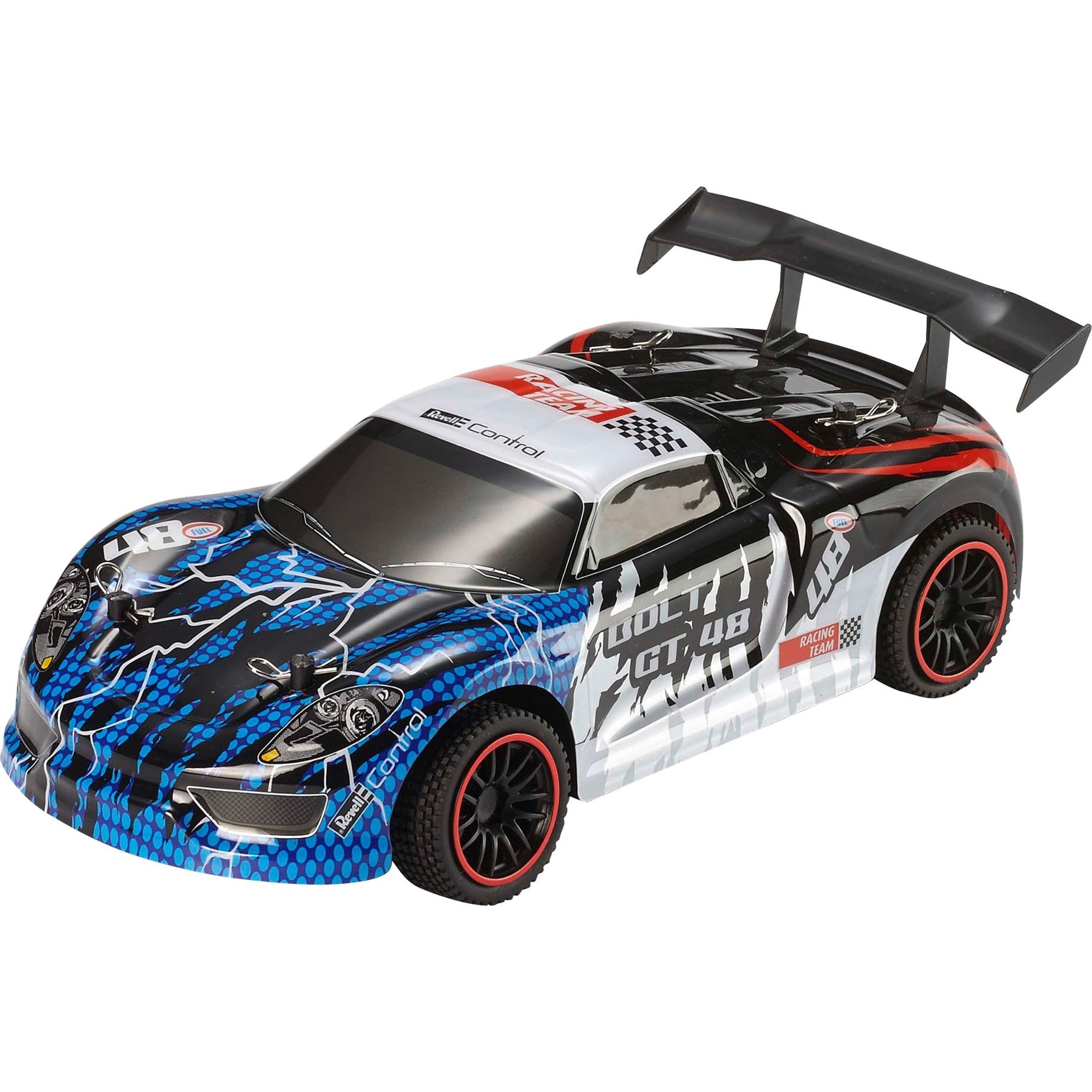 Control - Voiture de Course Radiocommandée - Car Bolt GT 48, RC