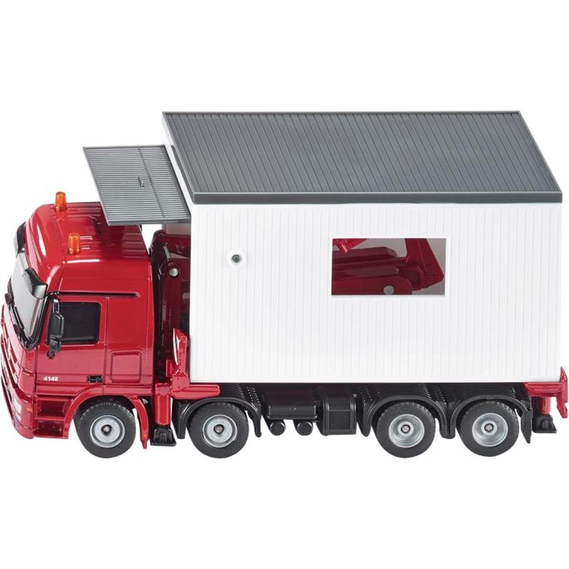 Modèle À L'Échelle Sans Piles - Camion Transport Garage - Echelle 1/55, Modèle réduit de voiture