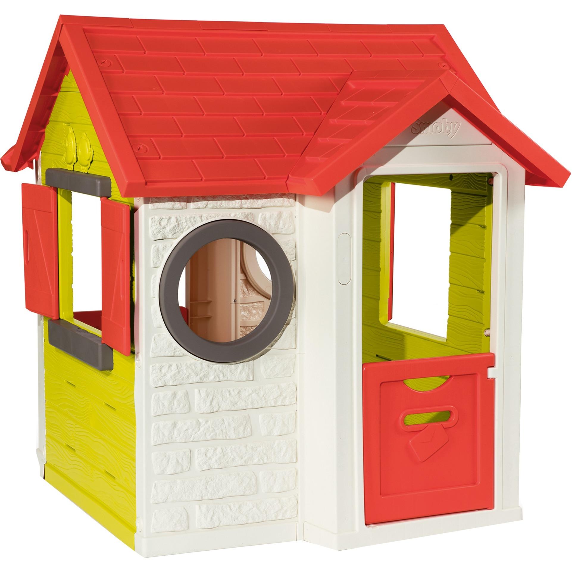 MAISON MY HOUSE Maison de jeux posée au sol, Jeux de jardin