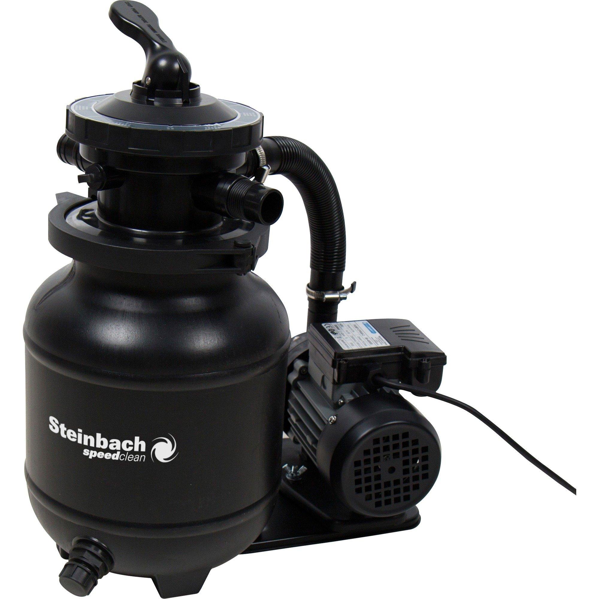 Sandfilteranlage Speed Clean Classic 250N, Filtre à eau
