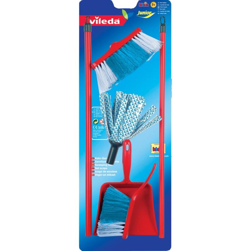 Jeu d'Imitation - Garniture Ménage Vileda, 4 Pièces de Klein / Vileda, Appareil ménager pour enfants