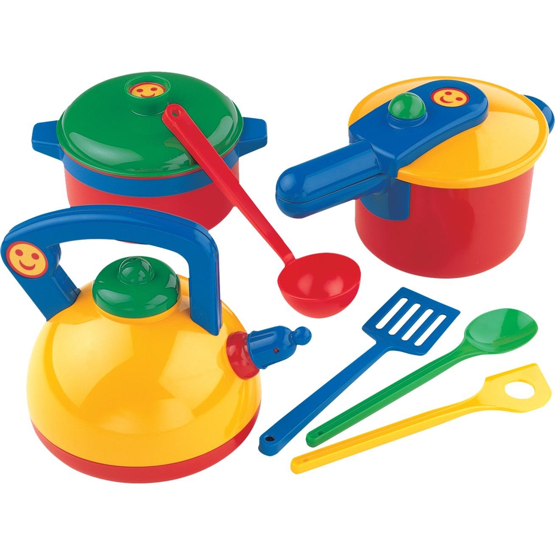 Jeu d'imitation - Ensemble cuisson Emma's Kitchen, Appareil ménager pour enfants