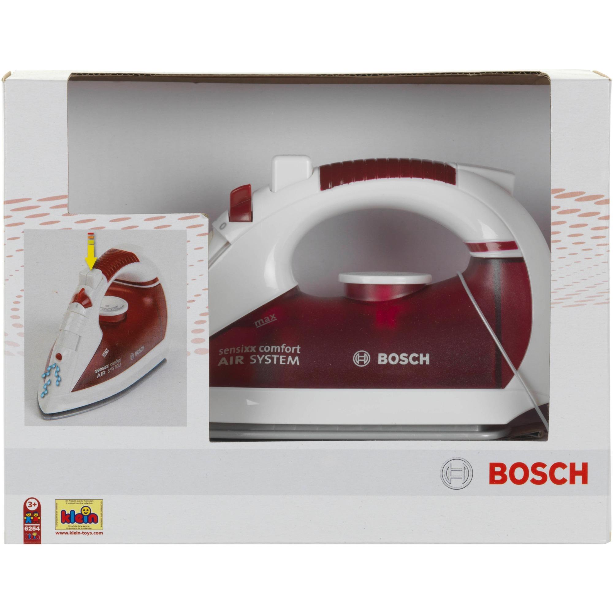 Jeu d'imitation - Fer à repasser Bosch, Appareil ménager pour enfants