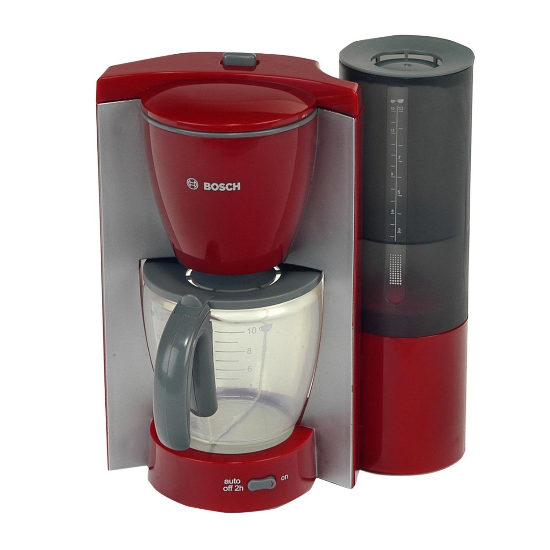 Jeu d'imitation - Machine à café Bosch avec verseuse, Appareil ménager pour enfants