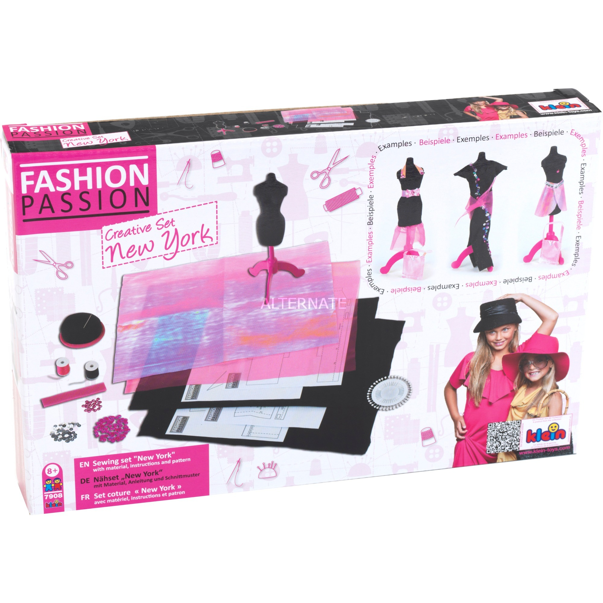 Kit de Loisirs Créatifs - Kit de Couture