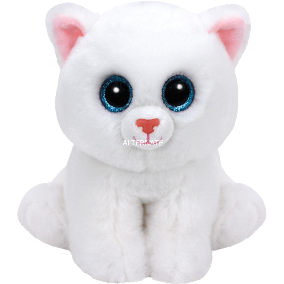 Pearl Jouet chat Blanc, Peluche