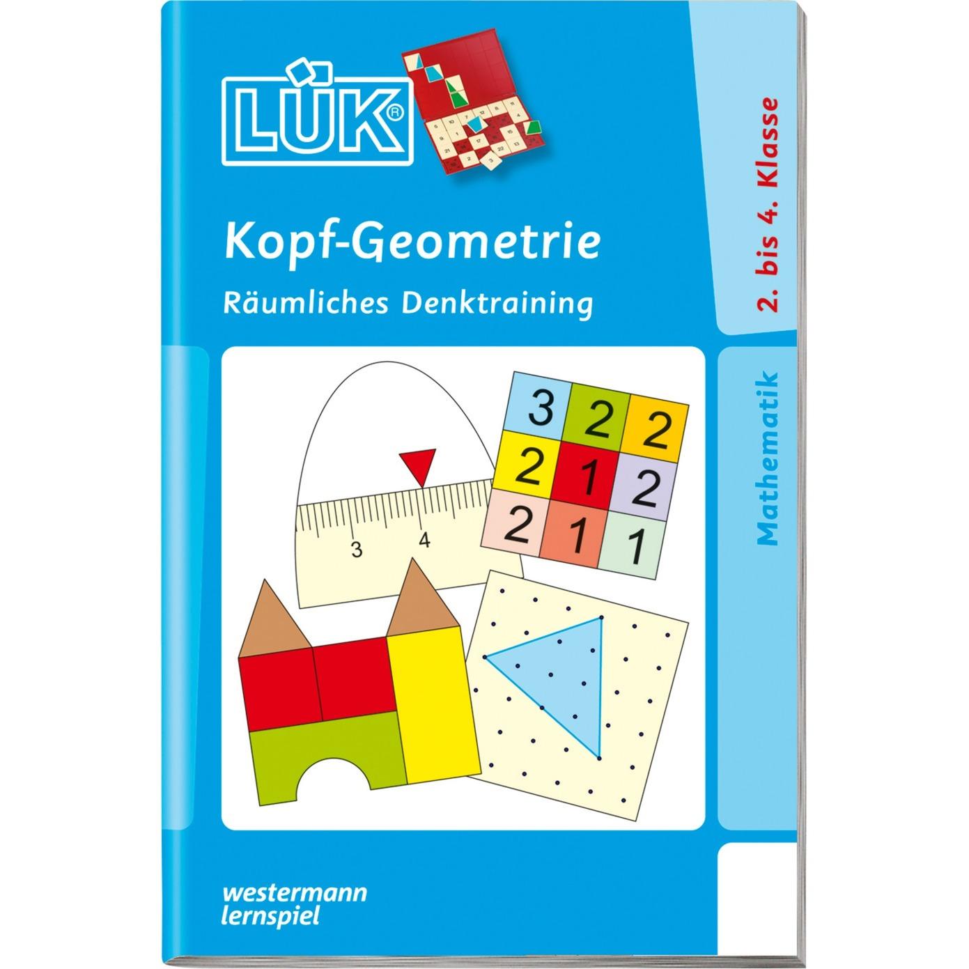 Kopf-Geometrie livre pour enfants, Manuel