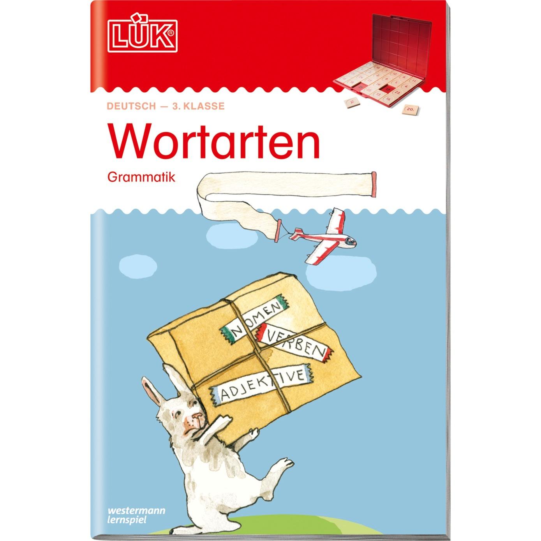 Wortarten livre pour enfants, Manuel
